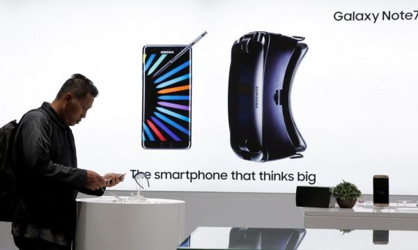 Samsung погреба Note 7, акциите се сринаха с 8%