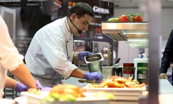 Кулинарно състезание за професионални готвачи и ученици през ноември