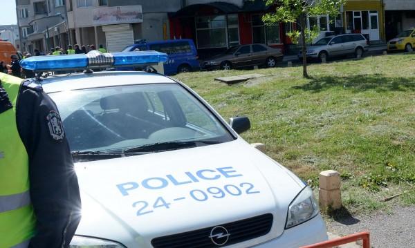 Полицията разби нарколаборатория в Сливен