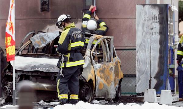 Един загинал и трима ранени при взривове в Япония