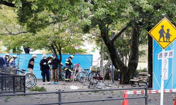 Взривовете в Япония дело на депресиран пенсионер