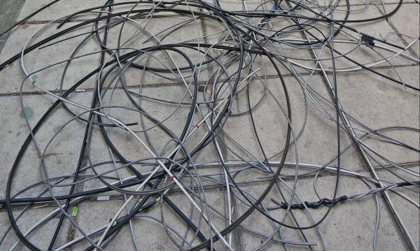 Откраднатите кабели - заплаха за националната сигурност?