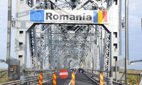 """Затварянето на """"Дунав мост"""" – заради опит за грабеж"""