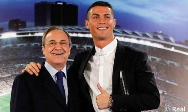 Роналдо: Това не е последният ми договор с Реал!
