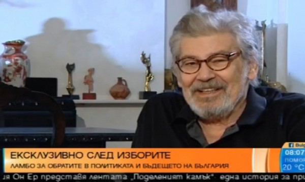Стефан Данаилов: Хората връщат доверието си в нас!