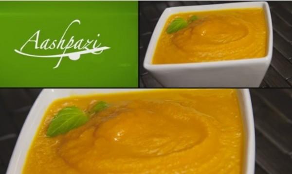 Рецептата Dnes: Крем супа от джинджифил