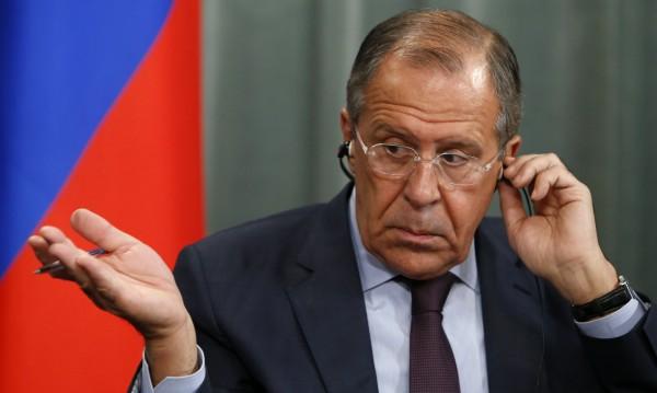 Лавров: Руските въздушни удари в Сирия са към ИД