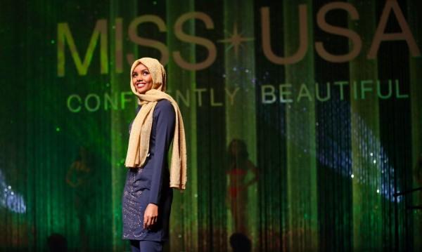 Мюсюлманка е, красива е, иска да е мис на Минесота