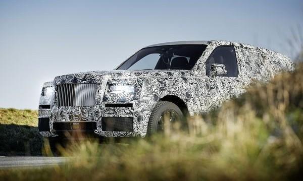 Всъдеходът на Rolls-Royce вече е почти готов