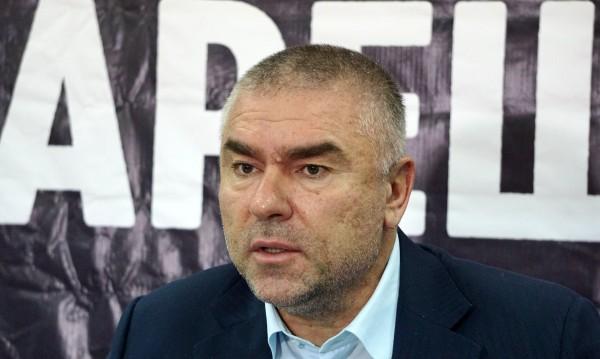 Партията на Марешки имала от раз 15%, иска над 1 млн. гласа