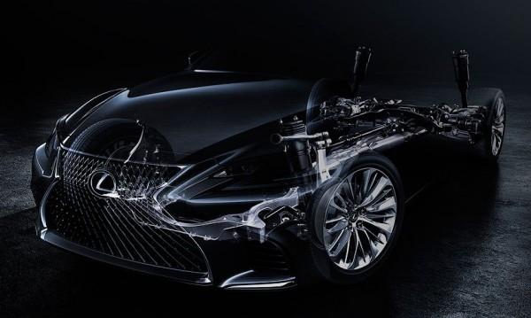 Lexus загатна за новия си флагман