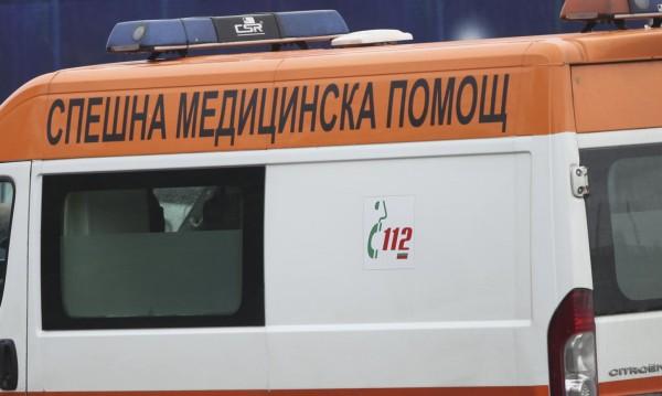 Петима пострадали при катастрофа край Панчарево