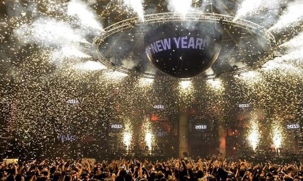 В Белград ни завидяха за новогодишно парти