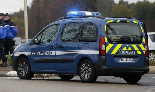 40 коли се нанизаха във Франция, петима загинаха