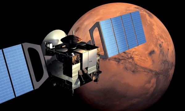 Знаете ли, че... на Марс залезите се виждат в синьо?