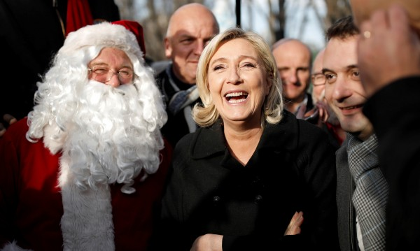 Марин льо Пен пое курс: Франция вън от ЕС!