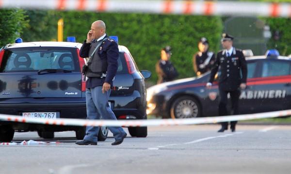 Камион с български номера вся паника в Неапол