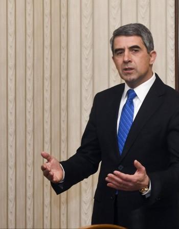Плевнелиев иска за ЧНГ силна България в силен ЕС