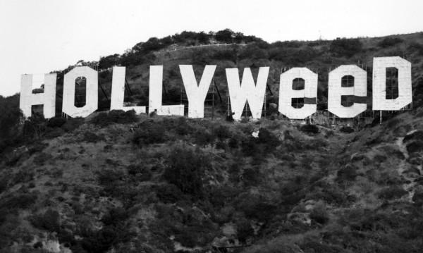 Холивуд или пък нещо друго? Шегичка с култовия знак