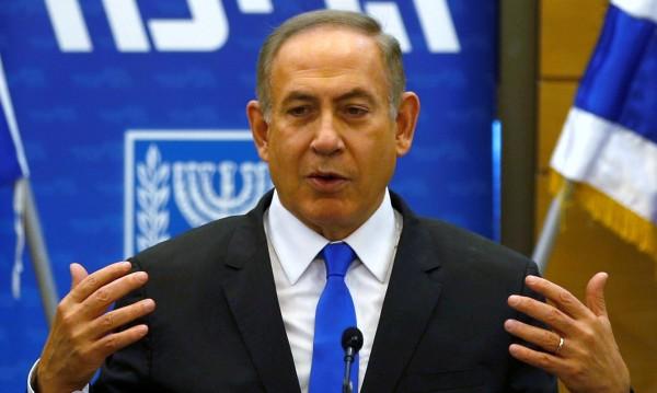 Разпитват три часа израелския премиер Нетаняху за незаконни дарове