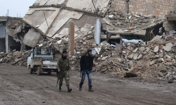 Десетина бунтовнически групировки в Сирия няма да преговарят с Асад