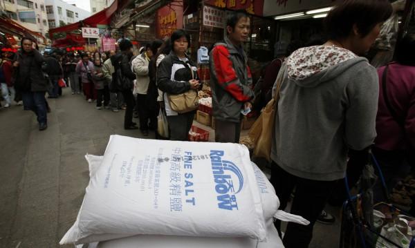 Китай смекчава 2000-годишния държавен монопол върху солта