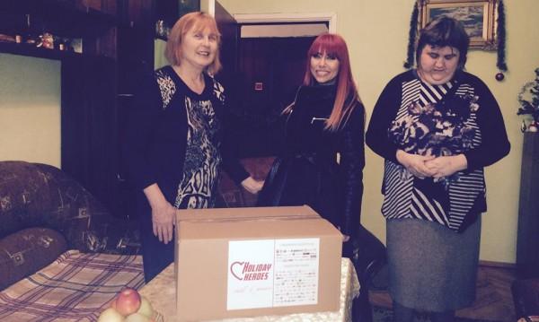 Празничните герои доставиха близо 6000 пакета на семейства в нужда