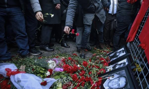 """Турските власти идентифицираха нападателя от """"Рейна"""""""