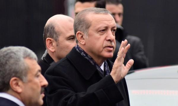 """Ердоган: Атаката в """"Рейна"""" цели да ни настрои един срещу друг"""