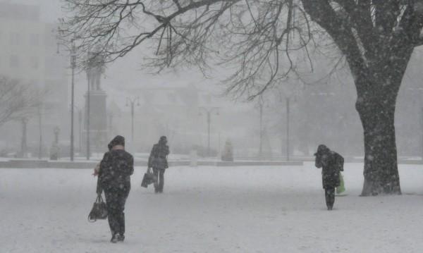 Жълт код за сняг и поледици е обявен за 12 области