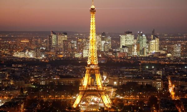 Къде в Париж може да предложите брак?