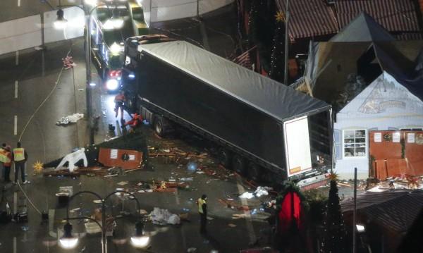 Идея в Германия: Камионът убиец – музеен експонат!
