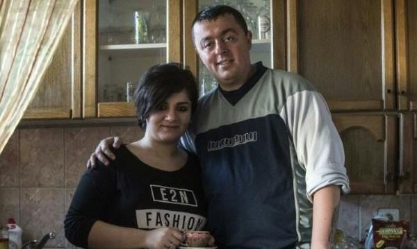 Любов на браздата: Иракчанката Нура и македонецът Боби