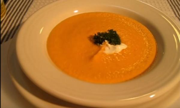 Рецептата Dnes: Крем супа с моркови и домати