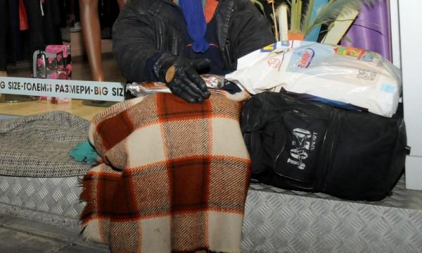 """156 бездомници нощували в центъра в """"Захарна фабрика"""""""