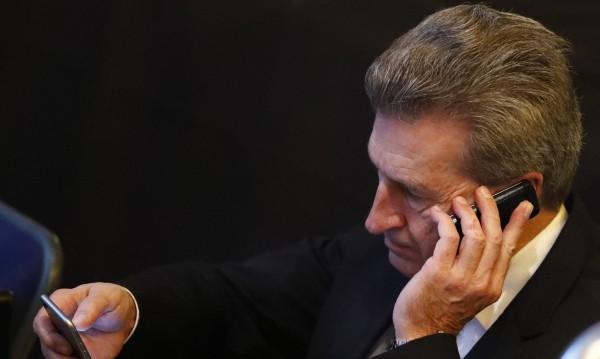 Нова опозиция Йотингер да вземе ресорите на Кристалина