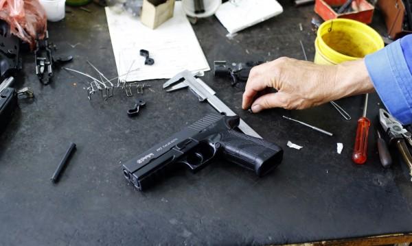 За мен пистолетът е сигурност! Страната на оръжията – Сърбия