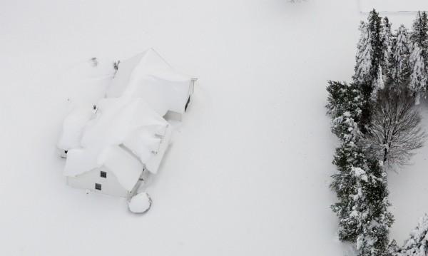 Тежка зима в Северна Европа – студ до минус 41,6°С