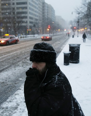 Как реагира организмът при студ?