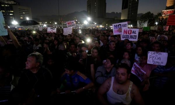 Протести в Мексико прераснаха в смъртоносно насилие