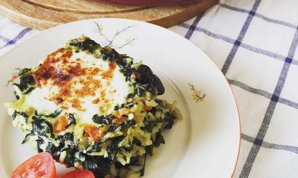 Рецептата Dnes: Спанакът с ориз на Толик