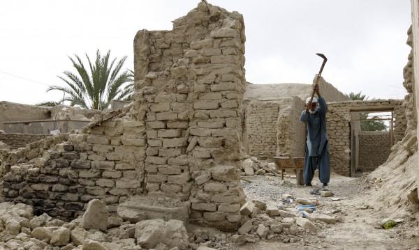 Земетресение взе четири жертви в Иран