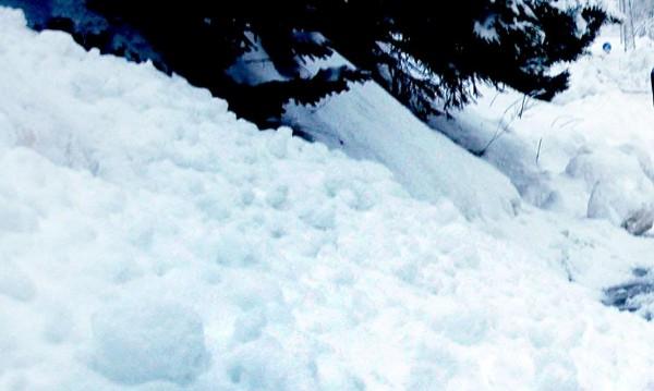 Лавина затрупа мъж при Седемте рилски езера