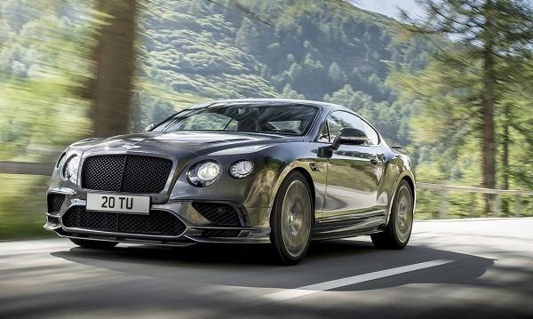 Bentley показа най-бързия модел в историята си