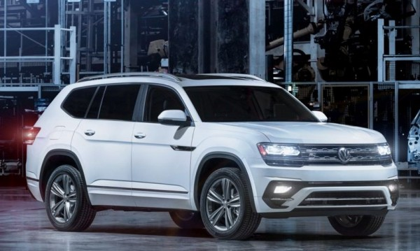 Volkswagen Atlas и със спортна версия