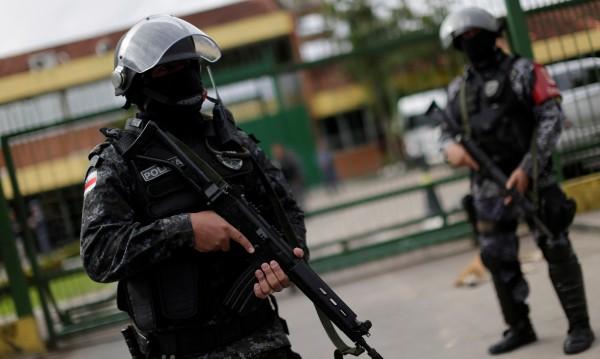 Десетки загинали при ново жестоко клане в затвор в Бразилия
