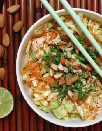 Рецепта Dnes: Азиатска салата с пиле
