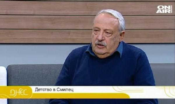 Иван Гарелов разказва за детството си, журналистиката...