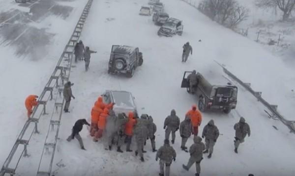 Петима българи пострадаха при верижния ад край Ниш