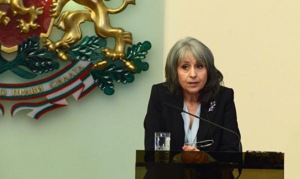 Канили Маргарита Попова за президент, но тя отказала
